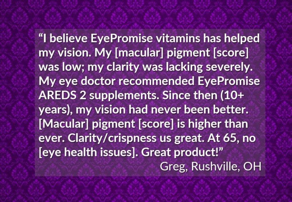 EyePromise Vitamins